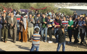 Olive Harvest Festival, Palestine
