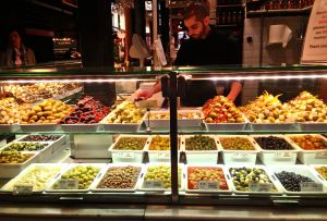 Some Olives in Madrid