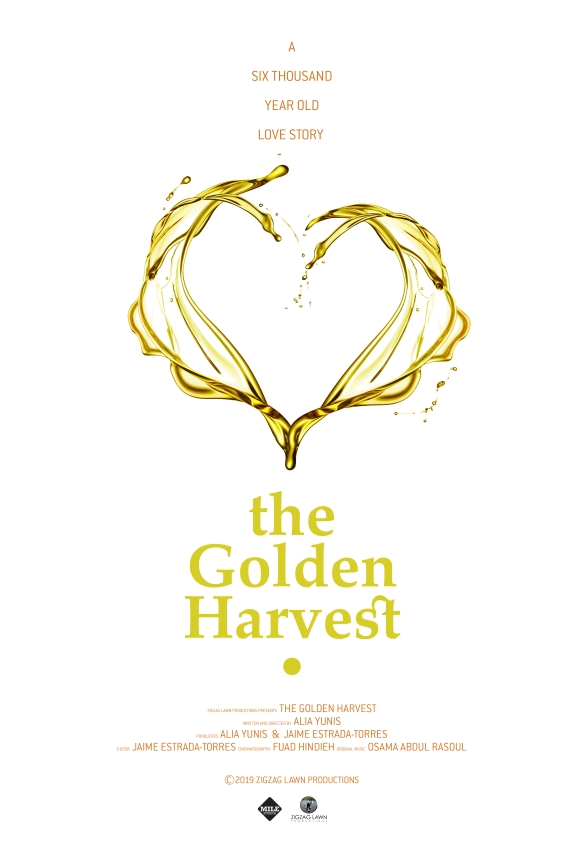 POSTER-GOLDEN HARVEST Green